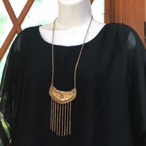 long necklace from Kohl's